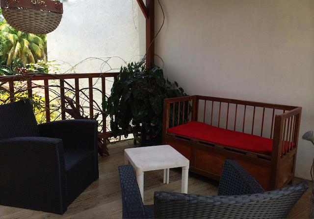 terrasse appartement 2