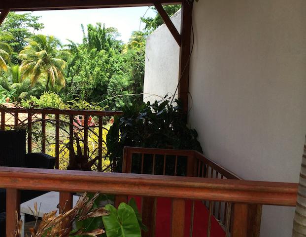 terrasse appartement 3