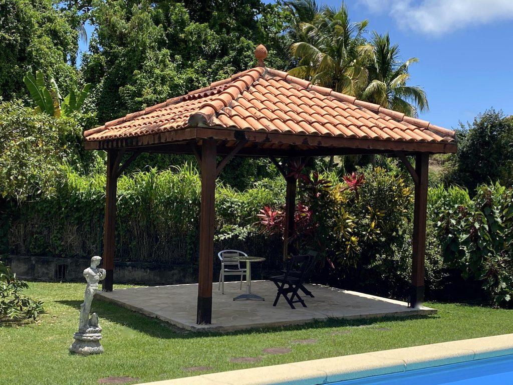 Kiosque Villa Mad Carl