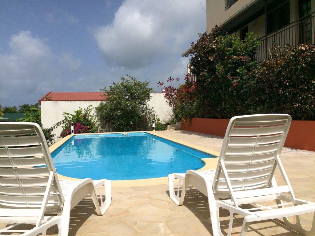 piscine Villa Mad Carl