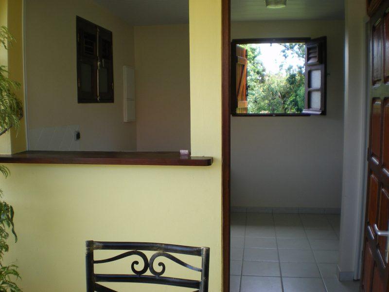 Vue interieur villa Noemie